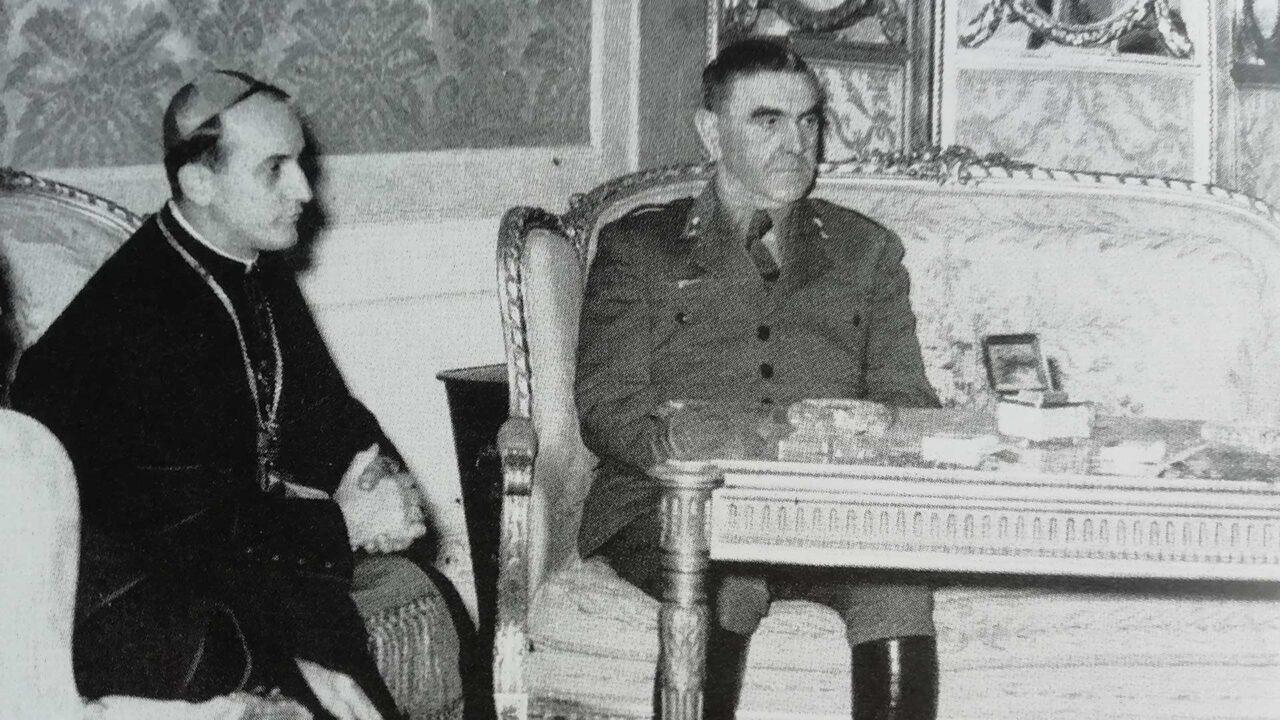 Stepinac i Pavelić